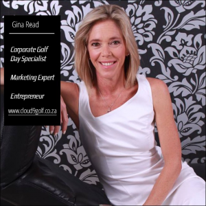 Gina Read, Managing Director of Cloud9Golf